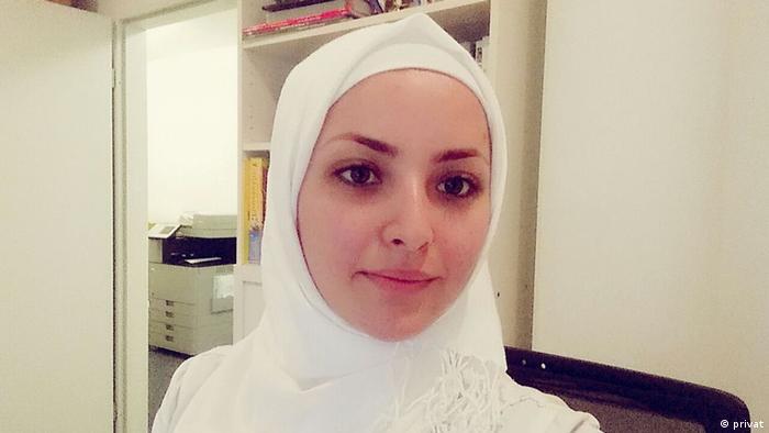 Lilas Aldakehl Allah, Syria
