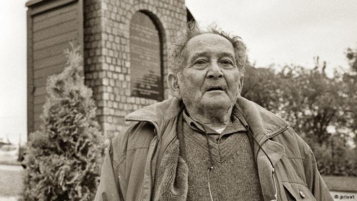 Sam Pivnik, Holocaust survivor (privat)
