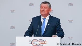 Deutschland Gröhe fordert globale Zusammenarbeit gegen Gesundheitsgefahren (Foto: Reuters/F. Bensch)