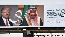 Saudi Arabien vor dem Trump Besuch