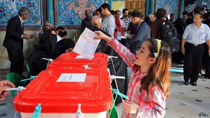 Präsidentschaftswahlen (Fars)