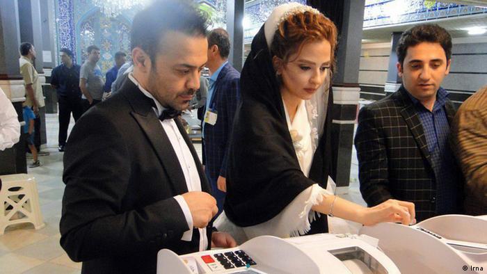 Präsidentschaftswahlen (Irna)