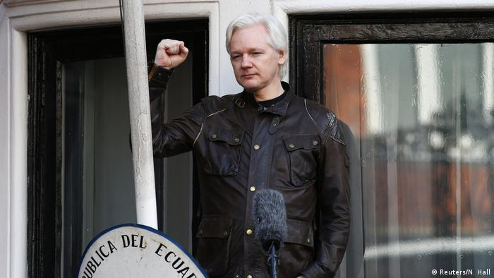Wikileaks chief Julian Assange