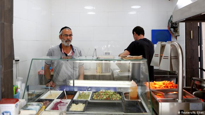 Trump Bezug - Blick aus dem Nahen Osten (Reuters/N. Elias)