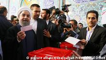 Hassan Rouhani Iran Wahlen