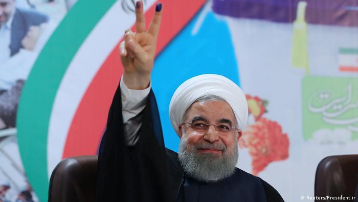 Hassan Rouhani Iran (Reuters/President.ir)