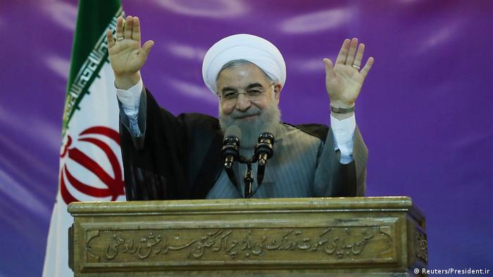 Хасан Роухані залишається президентом Ірану на другий термін