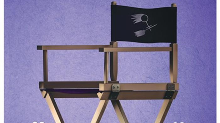 Plakat Frauenfilmfestival Ucan Süpürge