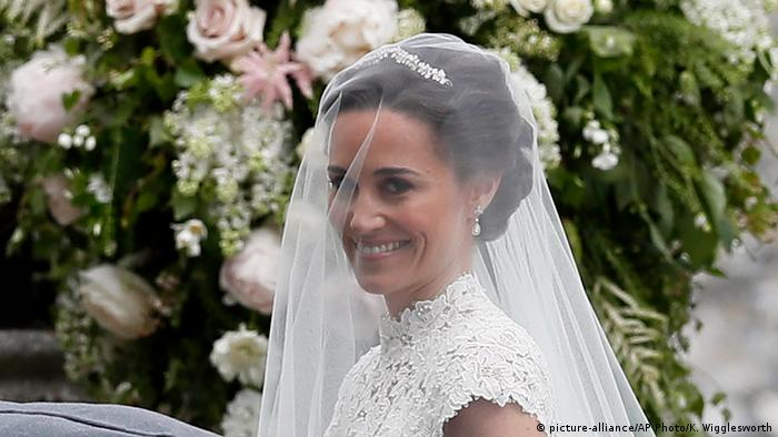 Pippa Middleton wedding (picture-alliance/AP Photo/K. Wigglesworth)