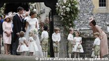 England Hochzeit Pippa Middleton
