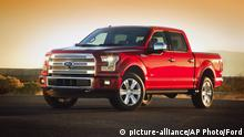 Automobil Ford F-150 Pickup