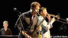 Jazzfest Bonn Konzert am 19.5.2017 Copyright: Jazzfest Bonn