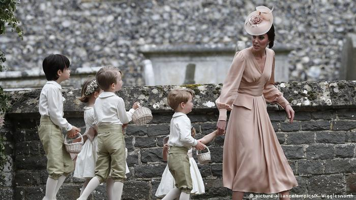England Hochzeit Pippa Middleton (picture-alliance/empics/K. Wigglesworth)