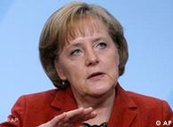 انگلا مرکیل، صدراعظم آلمان