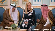 Auslandreise US-Präsident Trump in Saudi-Arabien - Ivanka Trump