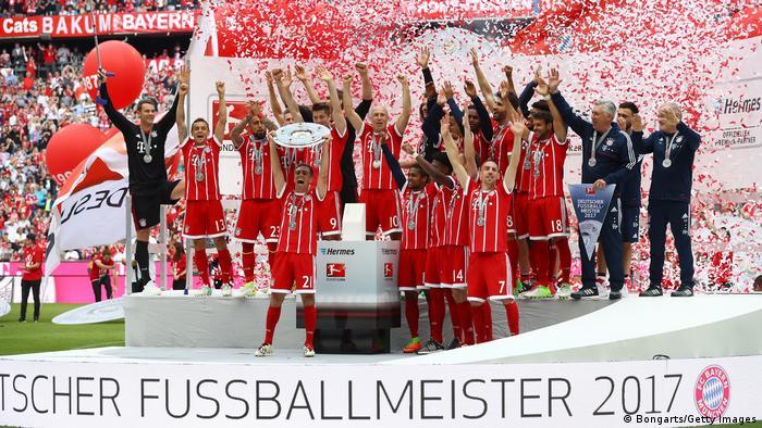 Nueva fiesta en Baviera.