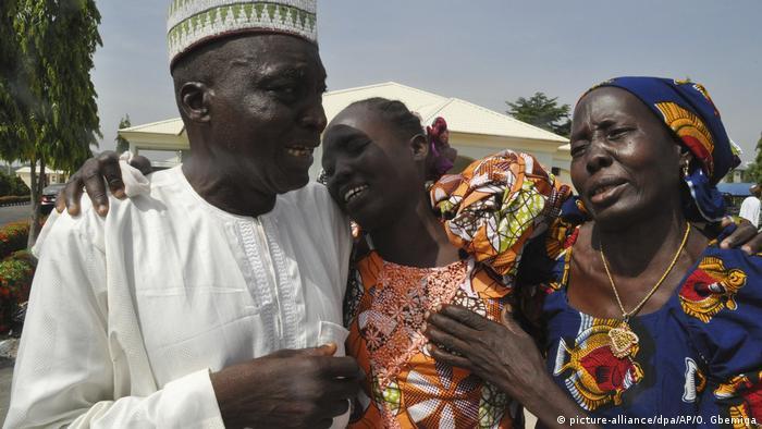 Nigeria - Heimkehr der Chibok Mädchen