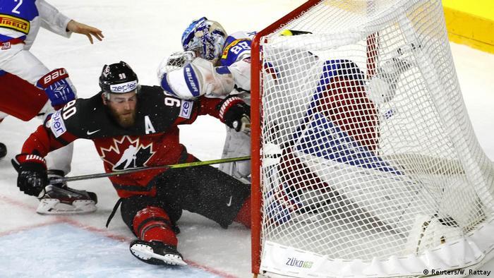Top Eishockey Auch Ohne Nhl Stars Sport Dw 13022018