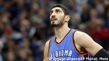 Enes Kanter (picture-alliance/AP Photo/J. Mone)