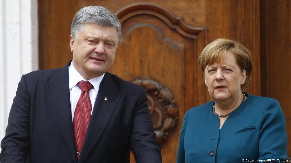 Порошенко: Украине удалось достигнуть единстваЕС поповоду миротворцев наДонбассе
