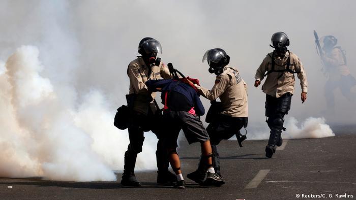 Protestas en Caracas, imágenes del 209 de mayo 2017