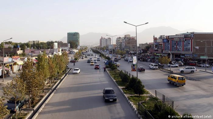 Afghanistan - Kabul (picture alliance/dpa/J.Jalali)