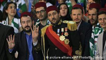 Και στολές Οθωμανών εμφανίστηκαν συνέδριο
