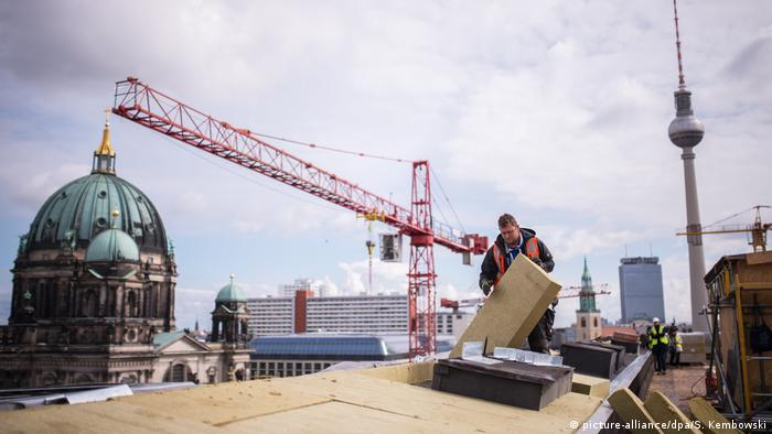 Baustelle - Berliner Stadtschloss