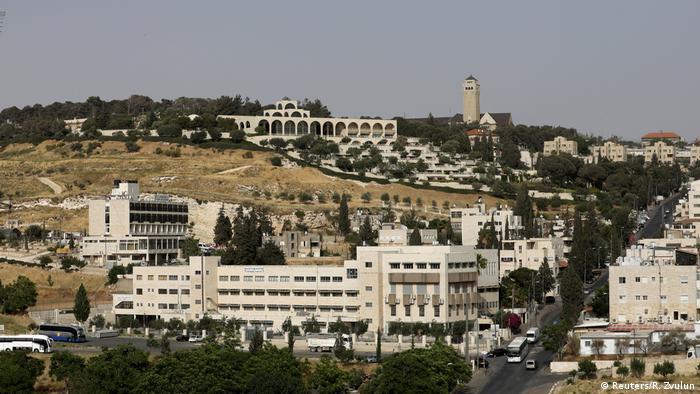 Israel - Jerusalem - Stadtteil Wadi el-Joz (Reuters/R. Zvulun)