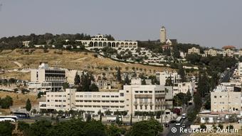 Η ανατολική Ιερουσαλήμ