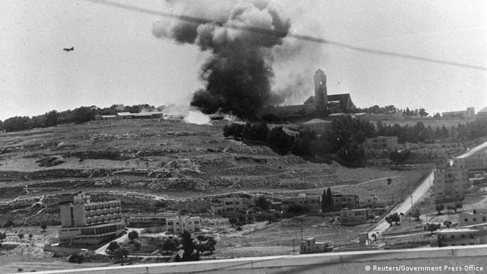 Israel - Jerusalem 1967 - Sechstagekrieg (Reuters/Government Press Office)