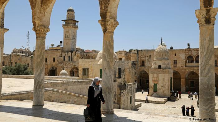 Israel - Jerusalem - Tempelberg (Reuters/A. Awad)