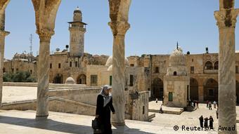 Israel - Jerusalem - Tempelberg