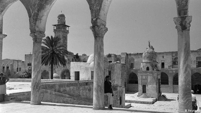 Israel - Jerusalem 1967 - Tempelberg (Reuters/)