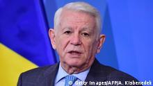 Teodor Melescanu Rumänien Außenminister