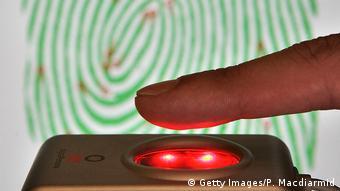 Skeniranje prsta