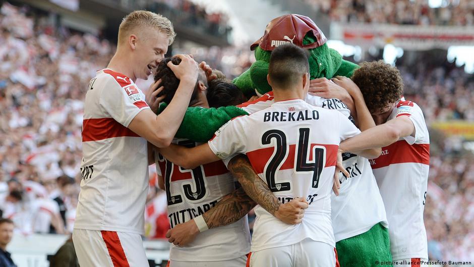 Stuttgart and Hannover seal Bundesliga promotion, Braunschweig in ...