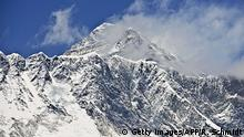 Nepal Mount Everest