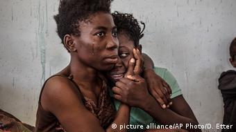 Libyen Falle für Flüchtlinge