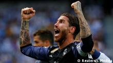 Malaga vs. Real Madrid Jubel