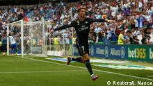 Malaga vs. Real Madrid Jubel