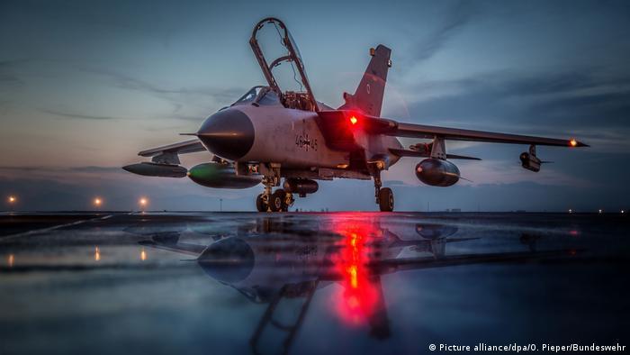 Πόσο θα παραμείνουν ακόμη τα γερμανικά Tornado στο Ιντσιρλίκ;