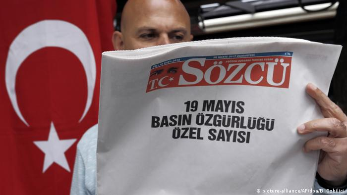 Türkei Tageszeitung Sözcü
