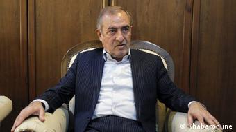 به گفته مرتضی الویری، طبق اخبار غیررسمی برخی نهادهای امنیتی صلاحیت حناچی را تایید نمیکنند