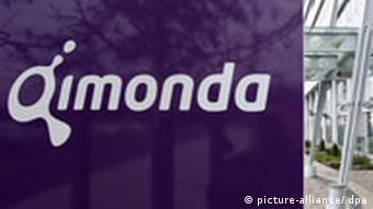 Das Logo des Chipherstellers Qimonda (Foto: dpa)