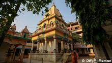 Old temples in Dhaka, the Capital city of Bangladesh.