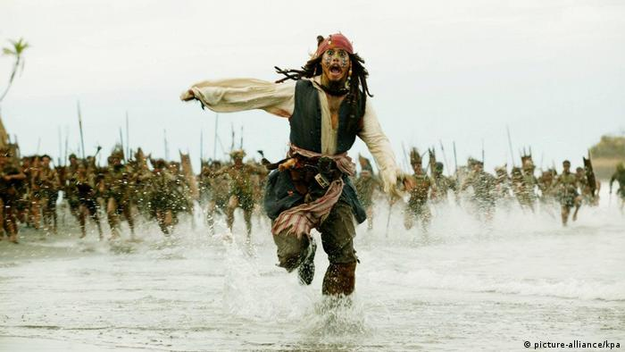 Film still Pirates of the Caribbean (picture-alliance/kpa)