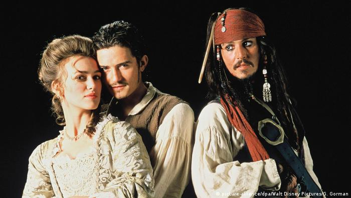 Film still Pirates of the Caribbean (picture-alliance/dpa/Walt Disney Pictures/G. Gorman)