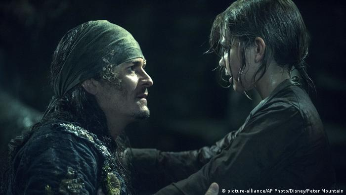 Film still Pirates of the Caribbean (picture-alliance/AP Photo/Disney/Peter Mountain)