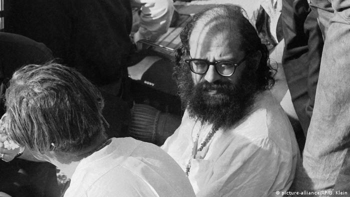 Allen Ginsberg(picture-alliance/AP/B. Klein)